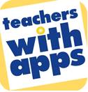 Alphabet App Teacher with apps